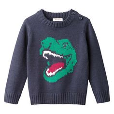 Baby Boys' Graphic Sweater