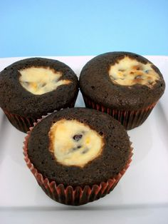 Black Bottom Cupcakes… | Milk & Honey