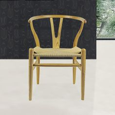 Found it at AllModern - Woodstring Arm Chair