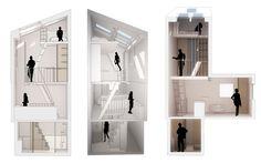 Clémence Eliard, Marc Sirvin — Tower apartment