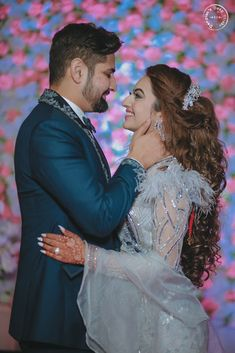 Indian Bride Photography Poses, Indian Wedding Couple Photography, Couple Photography Poses, Engagement Dress For Groom, Engagement Photo Poses, Engagement Gowns, Wedding Reception Outfit, Couple Wedding Dress, Photo Poses For Couples
