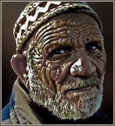 The time on his face By: Mehmet Akin