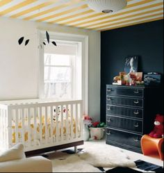 Nursery  of Jenna Lyons' son Beckett