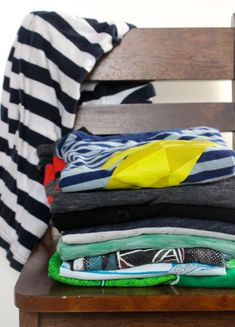 Make These No-Sew Pillows From Old T-Shirts Your Kids Refuse To Let You Toss