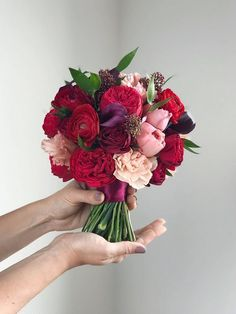 Unique wedding bouquet ideas from flowerna.ru bouquets red 24 Unique Wedding Bouquet Ideas from Flowerna. Spring Wedding Bouquets, Purple Wedding Bouquets, Flower Bouquet Wedding, Red Wedding, Wedding Day, Bridal Bouquets, Luxury Wedding Venues, Unique Weddings, Bouqets