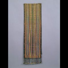 Museum of Arts and Design Collection Database Organic Matter, Fairy Dust, Dyes, Finland, Art Museum, Loom, Overlays, Printing On Fabric, Hand Weaving