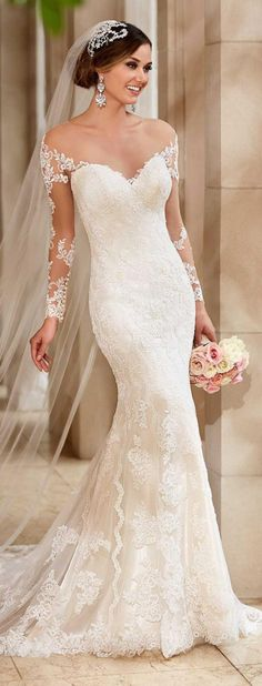 391 best simple beige wedding dresses 2016 images on Pinterest ...