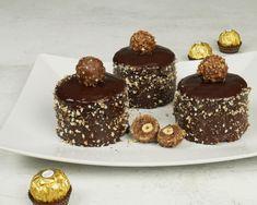 Φανταστικό Γλυκό Φερέρο Cookbook Recipes, Cooking Recipes, Cupcake Cakes, Cupcakes, Yams, Cheesecake, Deserts, Muffin, Food And Drink