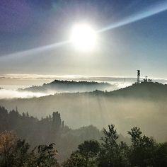 Alba da SanLuca, Bologna - Instagram by spiderrez