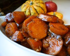 """The """"Best"""" Candied Yams Recipe Side Dishes with water, yams, dark brown sugar, unsalted butter, kosher salt"""