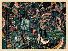 Alabama Shakes - James Eads - 2015 ----