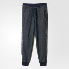 adidas Selena Gomez Lurex Track Pants - Blue £30 #buyselenagomezstyle