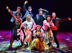 Shape up for Grease The Musical at Bristol Hippodrome, 5-10 June 2017