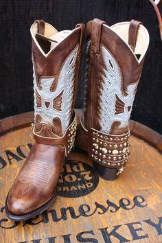 Sendra cowgirl bling :: Silverado Indian Western Store - Sendra Boots Online