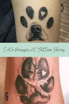 Small Dog Tattoos, Cat Paw Tattoos, Friend Tattoos, Animal Tattoos, Small Tattoos On Finger, Finger Tattoos For Couples, Tatoo Dog, Puppy Tattoo, Dog Pawprint Tattoo