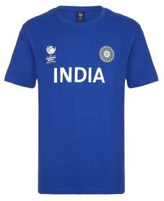 ICC Champions Trophy 2017 Kids T-Shirt - India
