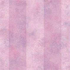 Mel Purple Awning Stripe