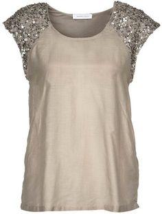 Selected Femme MALO Basic Tshirt - Polyvore