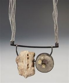 Concrete Jewelry Slideshow - Art Jewelry MagazineTOVA LUND-USA