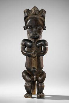 Figure Byeri Sotheby's [African and Oceanian arts]