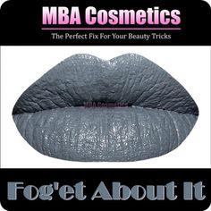 Color Rich Lipstick- (matte)-Fog'et About It