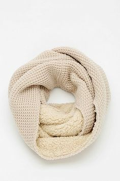 Bickley + MItchell Lined Eternity Scarf from UO