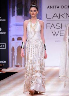 Some of these are really beautiful (I'd consider wearing it) --indian designer anita dongre wedding dress. 31 dresses