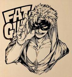 Boku no Hero Academia || Fatgum