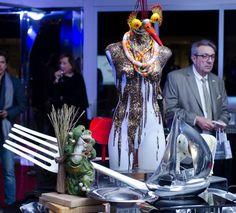 Luxury Lifestyle Showcase - Jade Ocean Partner, Barton G Restaurant, display table