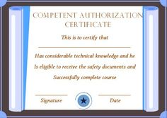 Certificate of Competency: 22 Templates in Word, Excel and PDF - Template Sumo Certificate Templates, Free Printables, Sumo, Knowledge, Pdf, Words, Free Printable, Horse, Facts