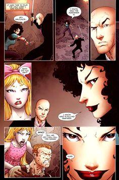 Anita Blake, Vampire Hunter: Guilty Pleasures 12 Page 9