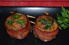 Medallones de Carne molida (Receta brasileña)