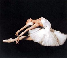 Art ballet body language