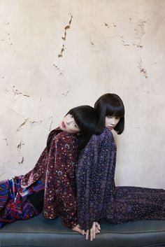 Happily N'Ever After | Ranya Mordanova | Tim Gutt #photography | Le Monde d'Hermès Fall 2012