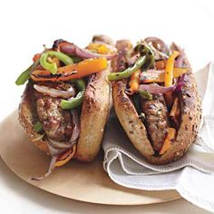 rachel ray mag recipe..yumo  make w/ chicken sausage