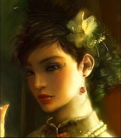 tourment et beauté  Mélanie Delon