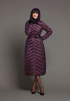 Пальто пуховое NAUMI WF16 14 01