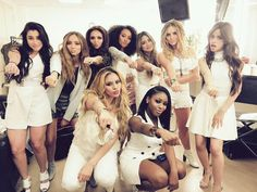 Fifth harmony with little mix  ;)