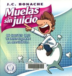 """""""Muelas sin juicio : 86 chistes que te desencajarán la mandíbula"""" / J. Barcelona, Snoopy, Fictional Characters, Jokes, Barcelona Spain, Fantasy Characters"""