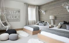 bedroom designs and decorating ideas from scandinavian homes