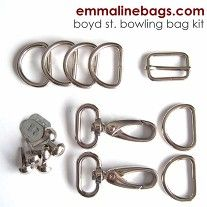 Welcome to the Emmaline Shop. Browse easy to follow PDF sewing patterns & quality purse supplies for modern bags & wallets.