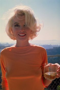Who better than Marilyn? -George Barris 1962 #platinum