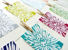 """""""white dahlia"""" prints by modernarteveryday on etsy"""