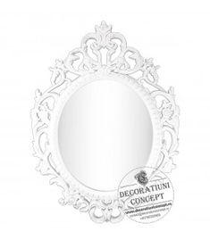 Oglinda Pure white Pure White, Pure Products, Mirror, Home Decor, Decoration Home, Room Decor, Mirrors, Interior Decorating