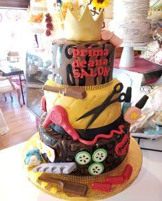 Grand opening party cxakw for Prima Deana salon #carinaedolce www.carinaedolce www.facebook.com/carinaedolce Grand Opening Party, Birthday Cake, Facebook, Desserts, Food, Birthday Cakes, Meal, Deserts, Essen
