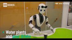 CES Robots of the future Robot Hand, Diy Robot, Robot Technology, Science And Technology, Science Art, Robots For Kids, Robots Robots, Real Robots, Mr Roboto