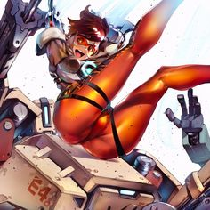 Bastion archives overwatch porn hentai gallery