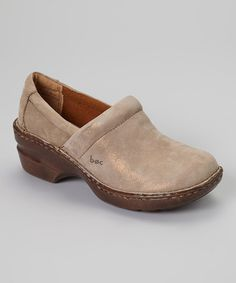 Purchased Bronze Metallic Peggy Shoe on @zulily today! maybe not the most fashion forward but I love born comfort