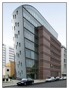 Berlin, Haus der Presse, Jo Franzke