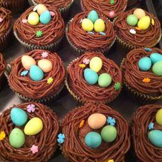 spring.cupcakes   Spring cupcakes